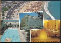 °°° 19978 - BRASIL - RIO DE JANEIRO - HOTEL COPACABANA PALACE - 1985 °°° - Rio De Janeiro