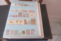Pays D'expression Française Après L' Indépendance Timbres Neufs Et Oblitérés 46 Scans - Stamps