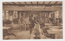 Eisden Maasmechelen   Charbonnages Limbourg-Meuse L'atelier De Menuiserie  Werkhuis Van Schrijnwerkerij - Maasmechelen
