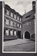 """Lahr Gasthaus U. Weinstube """" Rotes Haus """"  1937 - Lahr"""