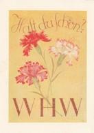 Deutsches Reich Propaganda Postkarte 1938 WHW - Briefe U. Dokumente
