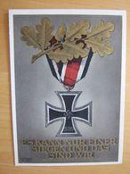3. Reich - Propagandakarte Ungebraucht - Briefe U. Dokumente