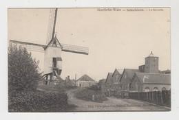 Moerbeke-Waas   Suikerfabriek - La Sucrerie  MOLEN MOULIN - Moerbeke-Waas