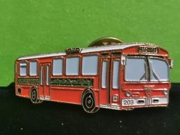 Luxembourg Pin, Cessange Bus - Non Classificati