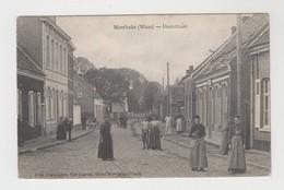 Moerbeke-Waas  Damstraat - Moerbeke-Waas