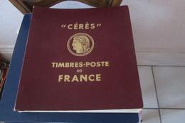 France  Classiques  Poste Aérienne , Préos Fins De Catalogue 43 Sxans - Timbres