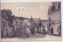 VERZENAY- RUE DE MAILLY - France