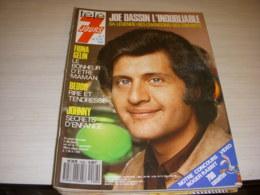 TELE 7 JOURS 1532 10.1989 Joë DASSIN DISTEL Fiona GELIN François VALERY BOTTOMS - Televisión