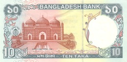 Bangladesh P.33   10  Taka 1997 Unc - Bangladesh