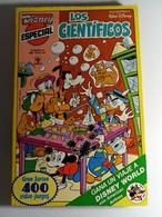 LOS CIENTIFICOS- SPECIAL DISNEY-1989-NUMERO 4 - Non Classés