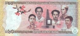 Bangladesh P.61   60  Taka 2012  Unc - Bangladesh