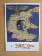 3. Reich - Propagandakarte Gebraucht - Allemagne