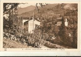 31 -  MILHAS - Groupe Scolaire - L'église   63 - France