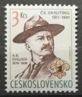 Tchécoslovaquie 1991 / Yvert N°2874 / ** - Nuovi