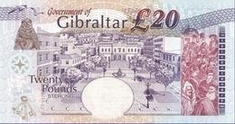 GIBRALTAR P. 31a 20 P 2004 UNC - Gibraltar