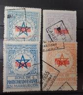 Marruecos TelegrafosN34D/34G - Marruecos Español