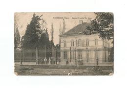 MOERBEKE (Waes).  -  Kasteel Familie De Smet  (1917). - Moerbeke-Waas