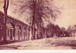 CPA : Bourg La Reine (92) Lycée Lakanal Salle De Gymnastique Et Terrain Des Sports  Sans  Editeur - Bourg La Reine