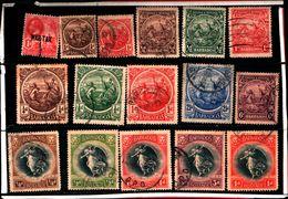 93763 ) BARBADOS LOTTO FRANCOBOLLI - USATO - Barbados (...-1966)