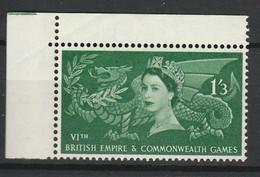 GRANDE BRETAGNE 1958 YT N° 314 ** - 1952-.... (Elizabeth II)