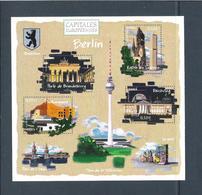 BLOC N° 88 - CAPITALES EUROPÉENNES   - BERLIN  2005 - Blocchi & Foglietti