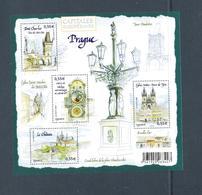 BLOC N° 126 - CAPITALES EUROPÉENNES   - PRAGUE  2008 - Blocchi & Foglietti