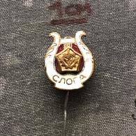 Badge Pin ZN009184 - Music Yugoslavia Serbia Sloga - Musique