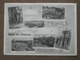 SIRACUSA -VEDUTE -   1950  -   -  ---   -     - - BELLA - Altre Città