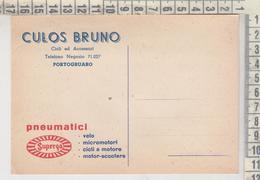 Portogruaro Venezia Cicli Pneumatici Superga Pubblicitari Culos Bruno - Venezia (Venice)