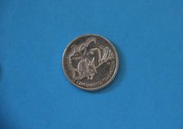 Australia 2001 20c WA Centenary Of Federation Coin 20 Cents Bilby - 20 Cents