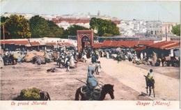 Tanger - Le Grand Marché - Tanger