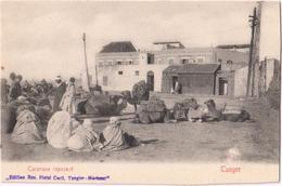 Tanger - Caravane Reposant - Tanger