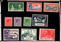 93776 ) BARBADOS LOTTO FRANCOBOLLI  - MLH* - Bahamas (...-1973)