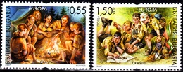 Europa Cept - 2007 - Bulgaria, Bulgarien - (Scouting) ** MNH - 2007