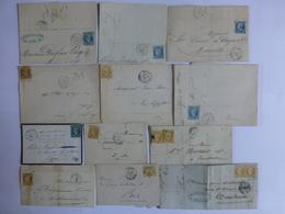 Lettres Anciennes - Marcophilie (Lettres)