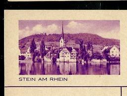 Carte Illustrée Neuve N° 139 - 0190 B ( STEIN AM RHEIN ) - Ganzsachen
