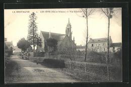 CPA Les Iffs, Vue Generale - France
