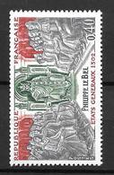 1969-philippe Le Bel/YT 1577/ Neuf ** - Nuovi
