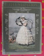 Illustration N° 4184 Du 22 Mai 1923 Spécial Salon De Peinture. Complet De Ses Images Collées - L'Illustration