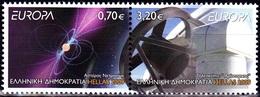 Europa Cept - 2009 - Greece, Griekenland - (Astronomy) ** MNH - 2009