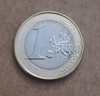 Monaco - Pièce De 1 Euros 2018 Albert II - Monaco
