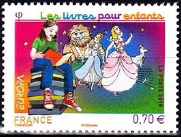 Europa Cept - 2010 - France - (Children Books) ** MNH - 2010