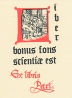 Ex Libris Petri - Peter F. Hosokawa - Ex Libris