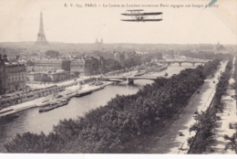75 - PARIS  - Le Comte De Lambert Traversant Paris Regagne Son Hangar A Juvisy - Aviation - Non Classificati