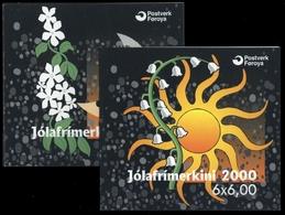 2000, Färöer, 385 U.a., ** - Faroe Islands