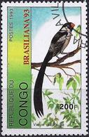 Congo (Braz) 1993 - Mi 1395 - YT 986J ( Bird : Pin-tailed Whydah ) - Congo - Brazzaville