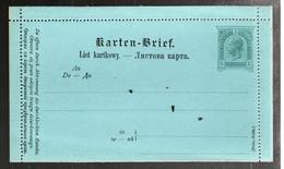 29901 - KARTEN BRIEF - Entiers Postaux