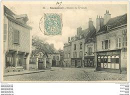 45 BEAUGENCY. Hôtel, Tabac Buvette Et Librairie Place Saint Etienne - Beaugency