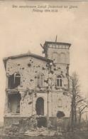 1914-18 / OORLOG / GUERRE / IEPER / POLDERHOEK / KASTEEL / CHATEAU / FELDPOST 1916 - Guerre 1914-18