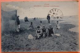 CARTE GRUISSAN - 11 - LA PLAGE A VOL D' OISEAU -SCAN RECTO/VERSO-13 - Sonstige Gemeinden